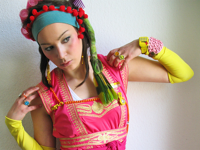 New Traditional Jewellery, Traditional, Costume, Traditional Costume, New Interpretation, Düsseldorf, Berlin, Germany