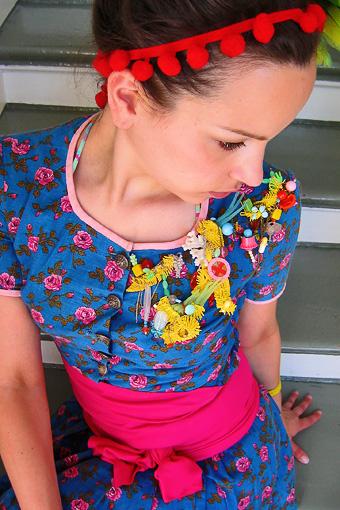 Denise Julia Reytan, Dnice, Reytan, Denise Reytan, New Traditional Jewellery, Jewellery, Jewlery, Traditional, Costume, Traditional Costume, New Interpretation, Düsseldorf, Berlin, Germany