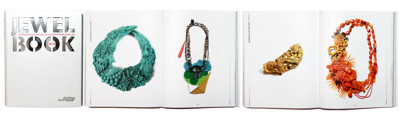 denise Reytan, Reytan, Berlin, Jewellery, Jewellerydesigner, Jewelbook, Jewelbook 2013, Schmuckdesign Berlin,