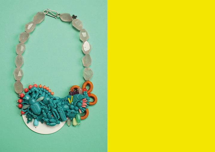 Denise Reytan, Jewellery, jewelery, denise reytan, denise julia reytan, reytan schmuck, schmuckdesign berlin, berlin contemporary jewelry, berlin gallery jewellery, art berlin, collage, precious plastic,