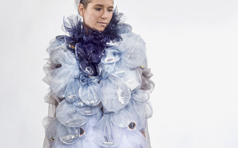 Plastic Poem, Workshop, ArtEZ, Productdesign, design workshop, student workshop, haute couture, style, jewellery, jewelery, sculptural, transform, poems, Denise Reytan, Reytan, staging, artjewellery, contemporary jewelry, reytan jewellery, Denise Julia Re