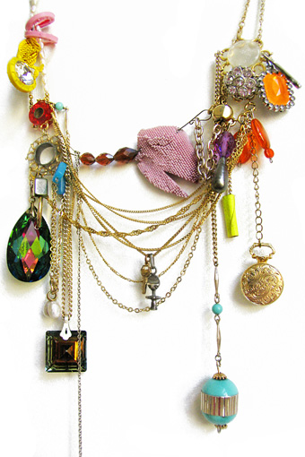 modul chain, modulkette, variabel, individuell erweiterbar, individual expandable, interactive jewellery, change old in new jewelley